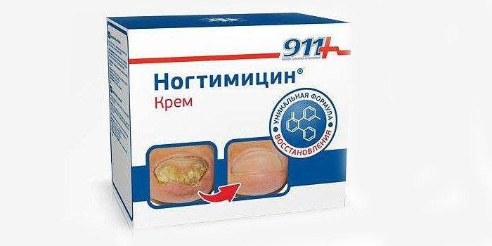 911 Ногтимицин, крем, 30 мл, 1шт. — купить в Улан-Удэ, инструкция по применению, цены в аптеках, отзывы и аналоги. Производитель ТВИНС Тэк